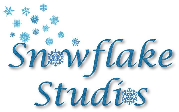 Snowlogo with white background